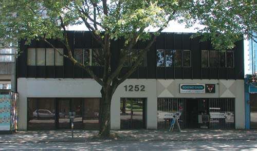 Burrard St. 1252