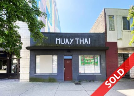 Sold 450 E Hastings Street