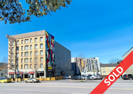 Sold 403 & 427 E Hastings Street